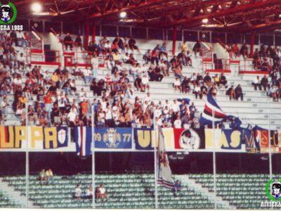 Cesena-Sampdoria 1999/2000 coppa Italia