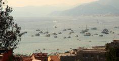 Baia delle Favole di Sestri Levante il 16 agosto (foto)