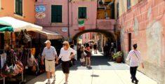 Monterosso il 13 agosto 2012
