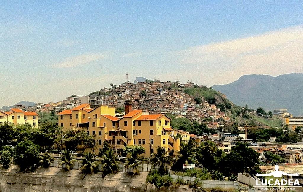 Rio de Janeiro vista dalla nave