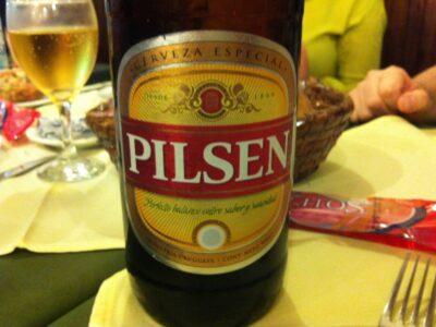 Birra Pilsen: bionda uruguaiana