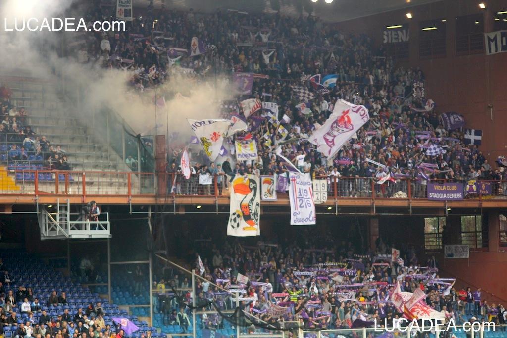 Sampdoria-Fiorentina 2012/2013