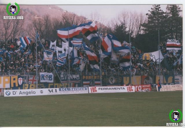 Como-Sampdoria 2001/2002