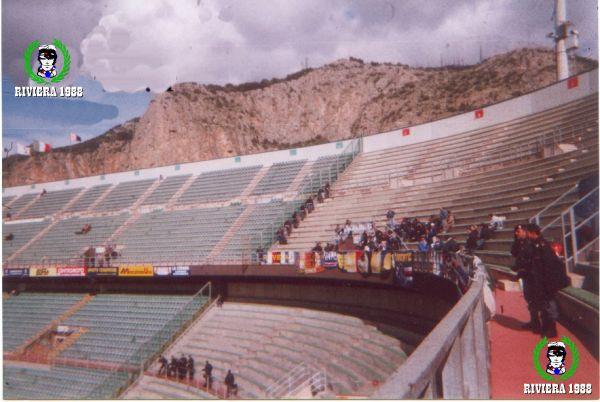 Palermo-Sampdoria 2001/2002