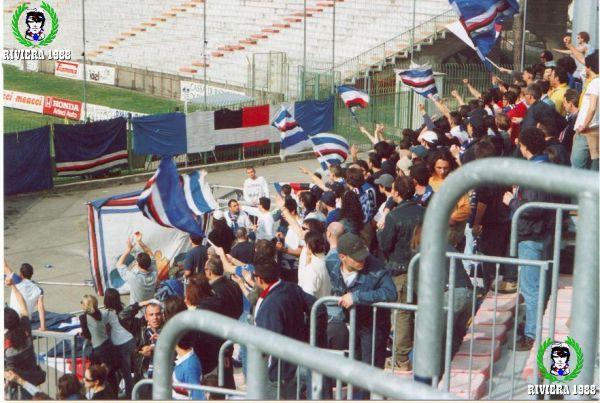 Pistoiese-Sampdoria 2001/2002