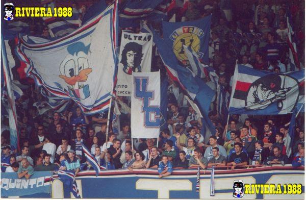 Sampdoria-Palermo 2001/2002