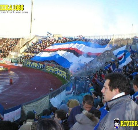 Livorno-Sampdoria 2002/2003