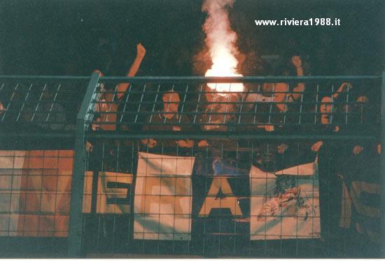 Pro Patria-Sampdoria 2002/2003 amichevole