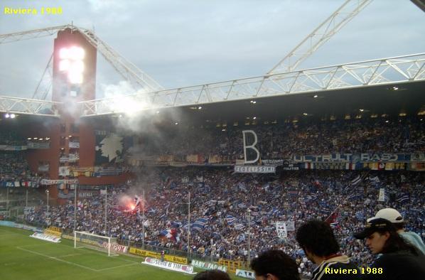Sampdoria-Cagliari 2002/2003