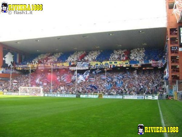 Sampdoria-Catania 2002/2003