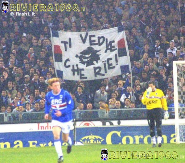 Sampdoria-Napoli 2002/2003