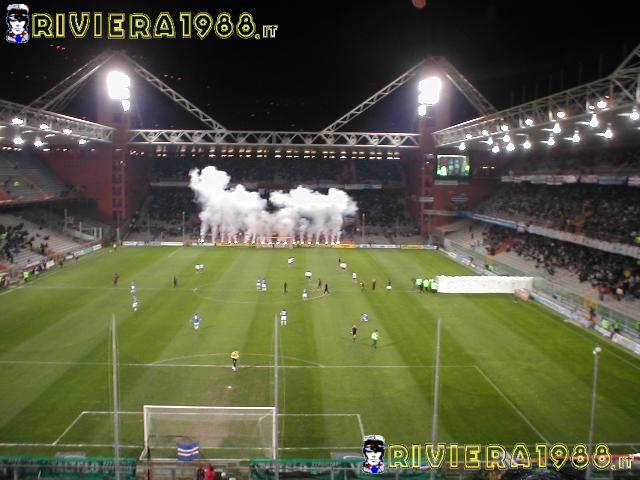 Sampdoria-Salernitana 2002/2003