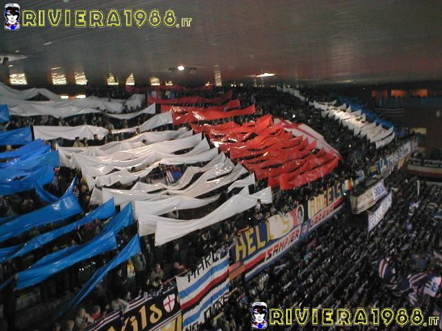 Sampdoria-Salernitana 2002/2003