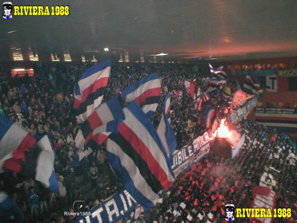 Sampdoria-Venezia 2002/2003