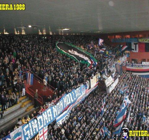 Sampdoria-Vicenza 2002/2003