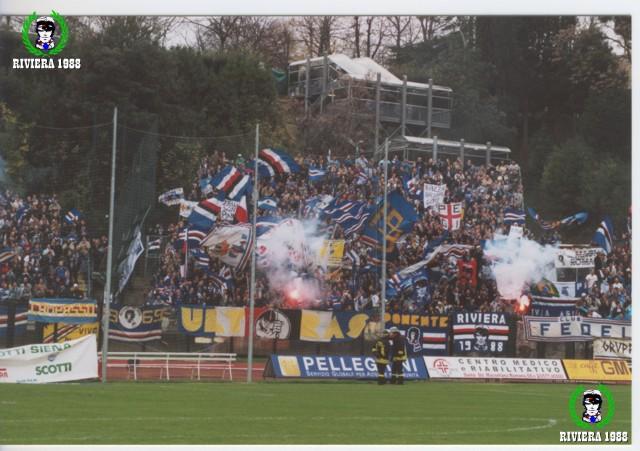 Siena-Sampdoria 2002/2003