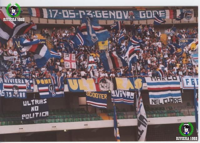 Verona-Sampdoria 2002/2003