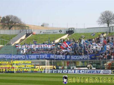 Ancona-Sampdoria 2003/2004