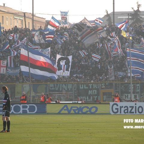 Brescia-Sampdoria 2003/2004