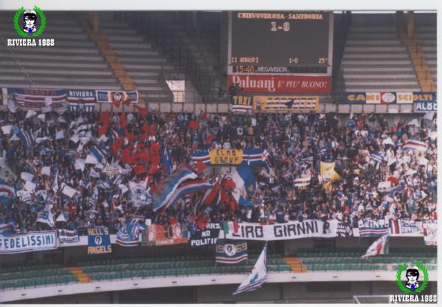 Chievo Verona-Sampdoria 2003/2004