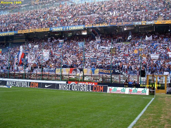 Inter-Sampdoria 2003/2004