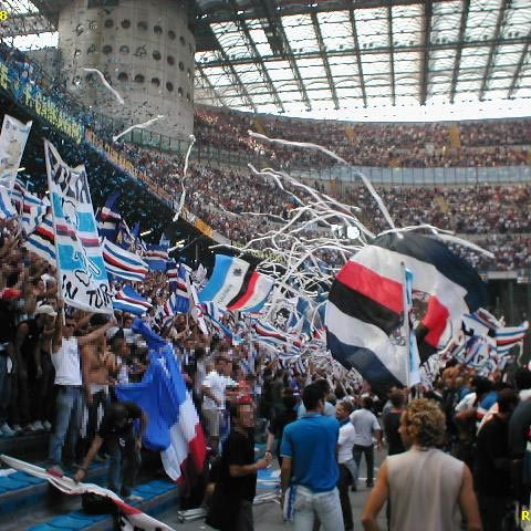 Inter-Sampdoria 2003/2004