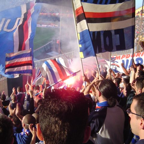 Lecce-Sampdoria 2003/2004