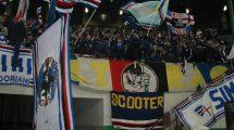 Milan-Sampdoria 2003/2004 coppa Italia