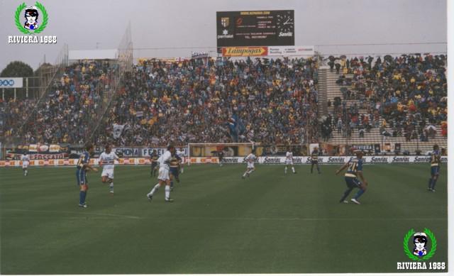 Parma-Sampdoria 2003/2004
