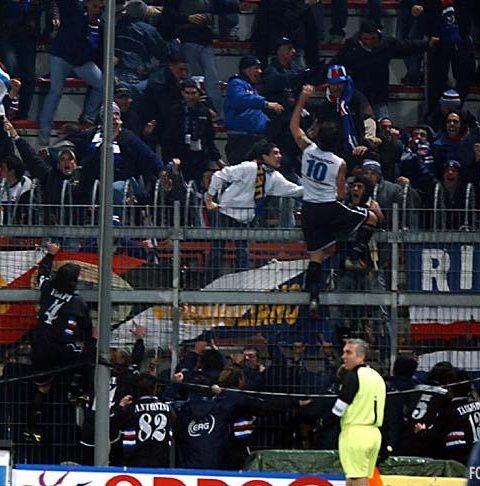 Perugia-Sampdoria 2003/2004