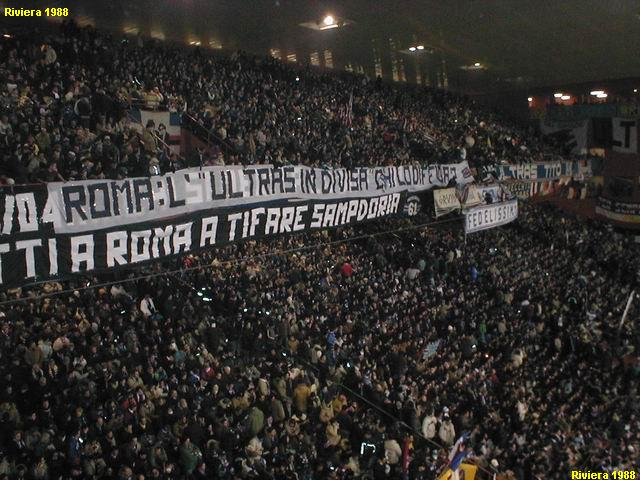 Sampdoria-Reggina 2003/2004