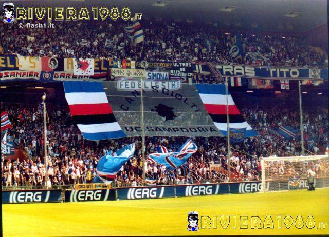 Sampdoria-Roma 2003/2004
