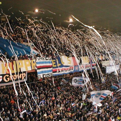Sampdoria-Ancona 2003/2004