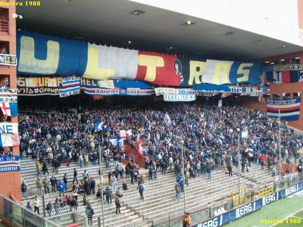 Sampdoria-Chievo Verona 2003/2004