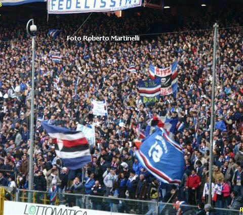 Sampdoria-Inter 2003/2004