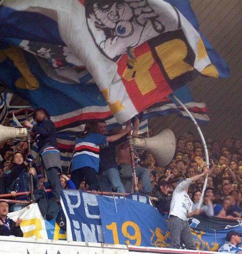 Sampdoria-Juventus 2003/2004