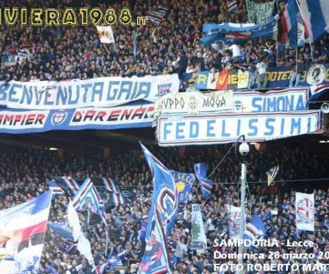 Sampdoria-Lecce 2003/2004