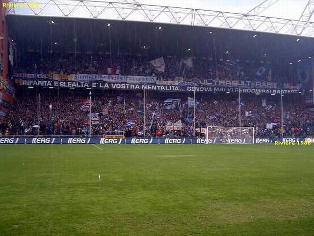 Sampdoria-Milan 2003/2004