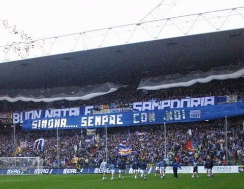 Sampdoria-Modena 2003/2004