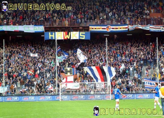 Sampdoria-Perugia 2003/2004