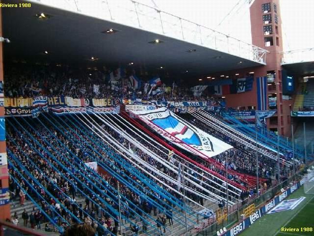 Sampdoria-Siena 2003/2004
