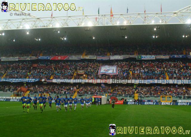 Sampdoria-Udinese 2003/2004