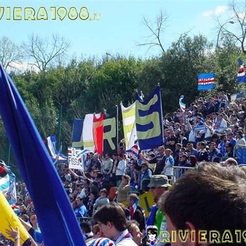 Siena-Sampdoria 2003/2004