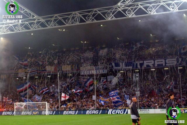 Sampdoria-Juventus 2004/2005