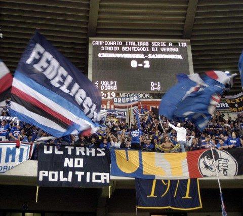 Chievo Verona-Sampdoria 2004/2005