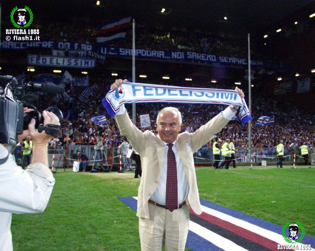 Raduno Sampdoria 2004/2005