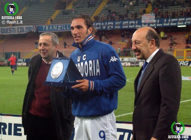 Sampdoria-Cagliari 2004/2005