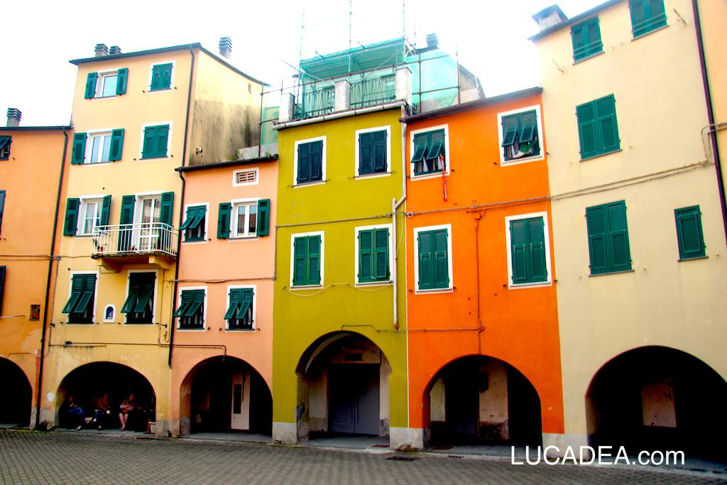 Piazza Varese Ligure