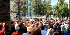 Beppe Grillo a Sestri Levante (foto)