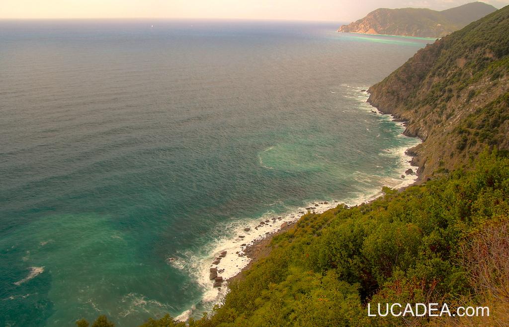 Spiaggia di Guvano, vicino a Corniglia (aggiornato al 30 Giugno 2018)